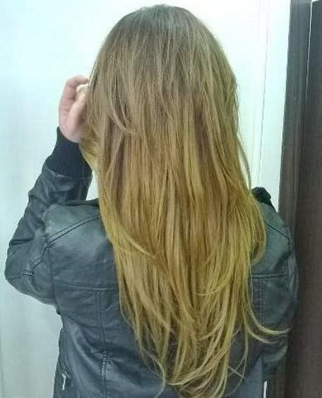 Degradado de color pelo