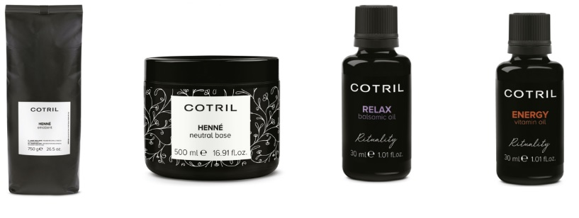 Productos Cotril Henne