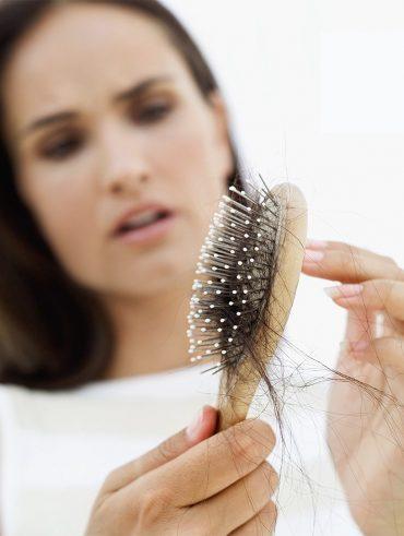 Combatir la caida de cabello